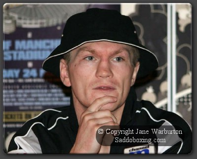 » Roy Jones on Pacquiao vs. Mosley 2009-2011 - EastsideBoxing.com Ricky Hitman Hatton Website